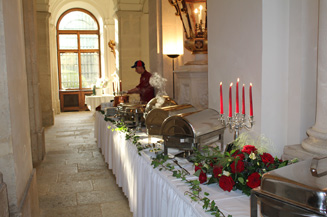 Geiers Gambrinus Catering Schloss Marchegg
