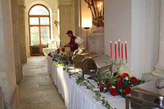 Geiers Gambrinus Catering Schloss Marchegg